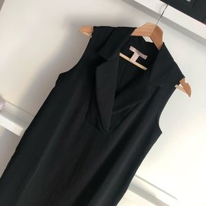 Forever 21 black shirt dress